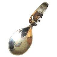 Sterling Silver Infant Feeding Spoon