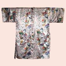 Ladies' Silk Kimono Robe