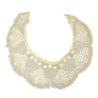 Hand-Made Lace Collar