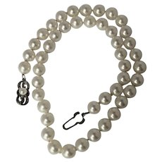 Mikimoto Cultured Pearls