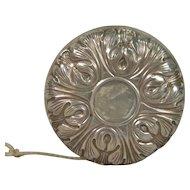 Vintage Gorham Sterling Silver Art Nouveau Yo-Yo