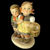 Vintage Hummel To Market Figurine TMK 5
