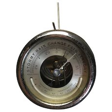 "3"" Barometer and Thermometer"