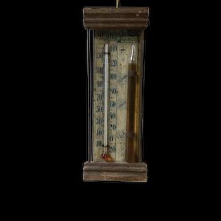 Cottage Barometer c.1890