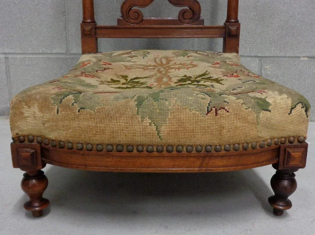 19th Century Antique French Prayer Chair. Click to expand - 19th Century Antique French Prayer Chair : Nicole Maleine Antiques