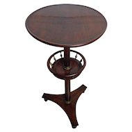 19th Century Antique French Empire Period Occasional Table