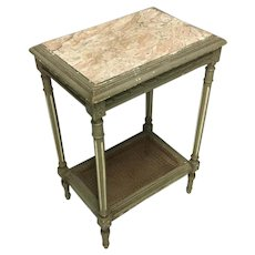 19th Century Antique French Louis XVI Style Side Table