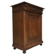 19th Century Antique French Renaissance Style Cabinet