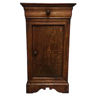 19th Century French  Louis Philippe Period Nightstand