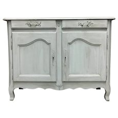 Country French Louis XV Style Buffet