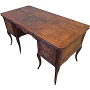 19th Century French Louis XV Style Desk