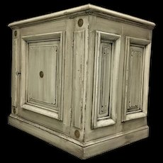 19th Century Antique French Napoleon III Period Cabinet