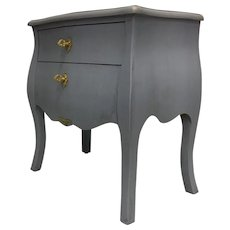 Vintage French Louis XV Style Nightstand