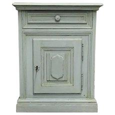 Antique Italian Renaissance Style Cabinet Nightstand