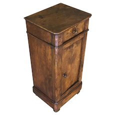 19th Century Antique French Louis Philippe Period Nightstand