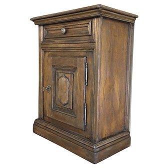 Antique Italian Renaissance Style Nightstand