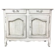 Country French Louis XV Style Provencal Buffet