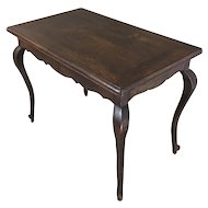 19th Century Antique French Louis XV Style Writing Table