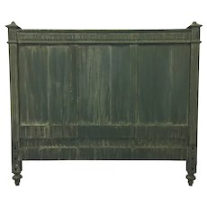 19th Century Antique French Louis XVI Style Headboard