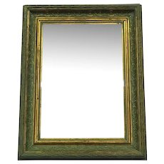 Antique French Napoleon III Style Mirror