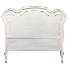 Antique French Louis XV Style Headboard