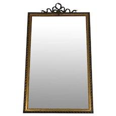 19th Century French Louis XVI Style Mirror