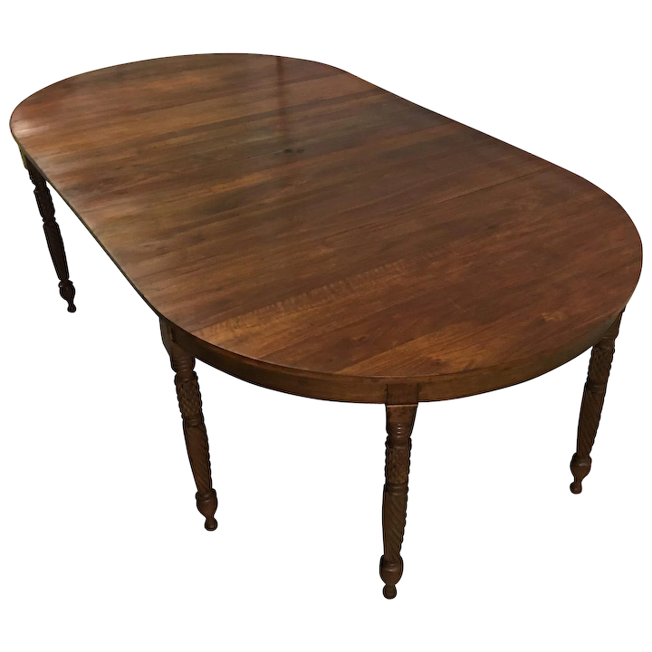 French Art Deco Dining Table Consoles Nicole Maleine Antiques Inc