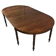 French Art Deco Dining Table Consoles