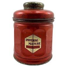 Hudson's Bay Company Imperial Mixture Tobacco Tin