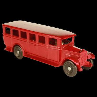 Vintage Skoglund & Olson Seto cast iron bus