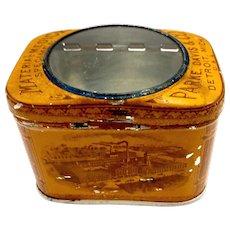 1879 Materia Medica Specimen Tin