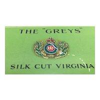 "Vintage ""The Greys"" Tobacco Tin"
