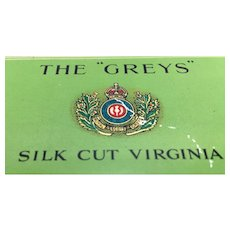 "Vintage ""The Greys"" Tobacco Tin"