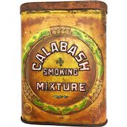 Imperial Tobacco Calabash Pocket Tobacco Tin