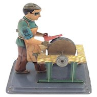 Fleischmann Vintage tin toys powered by steam