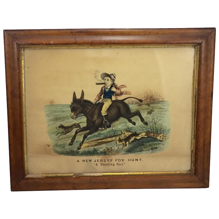 competitive price c7aa8 9a3ab Lithograph/Print by Thomas B Worth