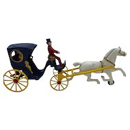 Cast Iron Kenton Hansom Cab