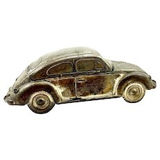 Vintage 1950s Flip Top Volkswagen VW Beetle Lighter