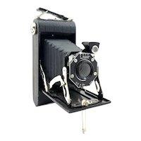 Kodak Junior Six-20 Folding Camera w/ Original Box and Instructions c.1930's