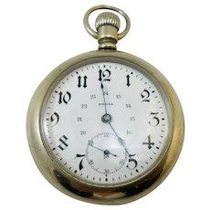 Antique Regal Swiss Made Pocket Watch 17J c. 1895
