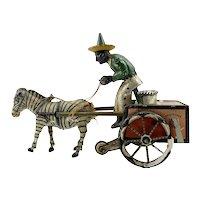 Antique Lehmann Daredevil Wind-up Toy c.1881