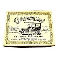 Chamoline for Automobiles - c. 1920's