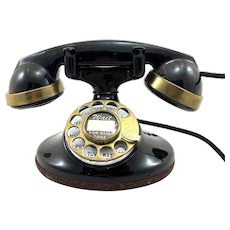 Vintage Northern Electric Rotary Telephone c.1920's