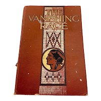 The Vanishing Race -First Ed. Book Written by Dr. Joseph K. Dixon