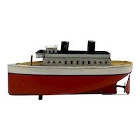 Bing Toy Clockwork Toy Ship
