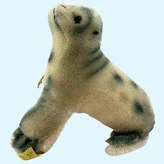Steiff Original Plush - Robby the Seal