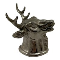 Elk Head Ink Well (TVC8516)