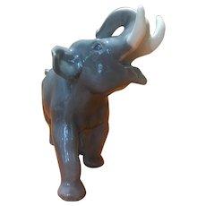 Royal Copenhagen Tusker Elephant #2998