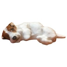 """Royal Doulton Sealyham Terrier """"Dogs of character"""""""