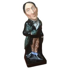 Royal Doulton Reverend Stiggins from the Pickwick Papers